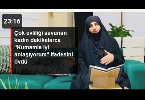 """Kumamla iyi anlaşıyorum"""" ifadesini öven kadın, sosyal medyada tepki çekti"""