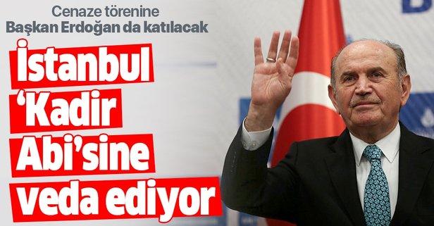 Eski İBB Başkanı Topbaş öldü. 3 Dönem İstanbula Başkanlık yapan Kadir Topbaş kimdir