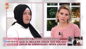 Yaşanan gerginliğin ardından Esra Erol, Nilüfer ve Hayriye teyzenin stüdyodan çıkartılmasını istedi.