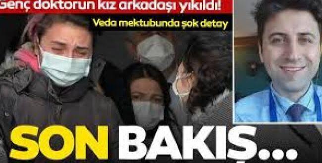 Bursa'da intihar eden doktorun son mektubu yürek yaktı! 'Sonsuz uykuya dalacağım, bağışla …'