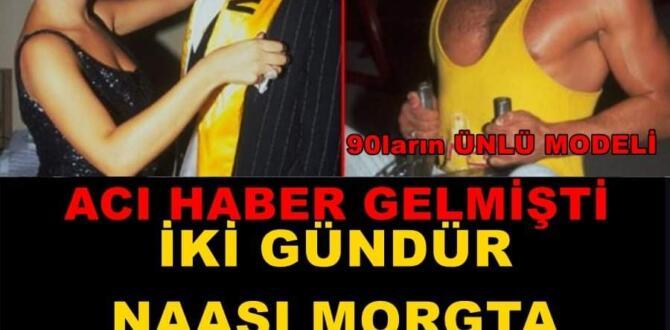 Eski manken Karahan Çantay, hayatını kaybetti. Cenazesi iki gündür morkta bekliyor