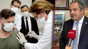 Bilim Kurulu üyesi Prof. Dr. Mustafa Necmi İlhan koronavirüs aşılaması hakkında önemli açıklamalar yaptı