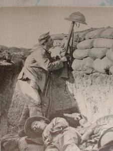 Bir Anzak askerinin Çanakkale savaşı sırasında ailesine yazdığı mektup. Alistair John TAYLOR GELİBOLU 1915