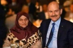 İçişleri Bakanı Süleyman Soylu'nun annesi Servet Soylu'nun hayatını kaybettiği bildirildi. Bakan Soylu'nun annesinin acı haberini ise Sağlık Bakanı Fahrettin Koca duyurdu.