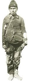 """Adanalı çocukların da İstiklal Savaşı'nda milli heyecan içinde hareket ettiğini dile getiren Köstüklü şöyle dedi: """"Urfa'da 14 yaşındaki Bozan, Fransızlar kaçarken Kuvayi Milliye önünde harbe katıldı. Bu yavrunun kahramanlığını gören halk, Bozan için türkü bile yazdı."""