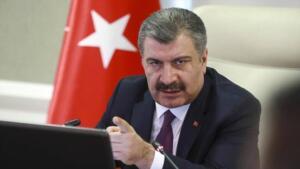 Sağlık Bakanı Fahrettin Koca, Twitter hesabından vaka sayısı en çok artan ve azalan illeri açıkladı.