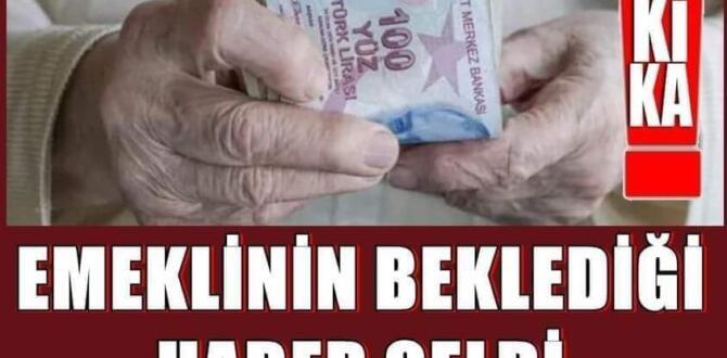 Emekli maaşına 414 TL ek zam! Yüzde 10 ek ödeme teklifi: SSK ve Bağ-Kur emeklileri…