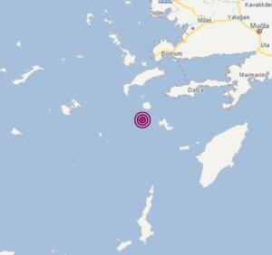 KANDİLLİ RASATHANESİ SON DEPREMLER LİSTESİ Kandilli Rasathanesi son depremler listesi verilerine göre Akdeniz Oniki adalar bölgesinde peş peşe meydana gelen son dakika depremlerinin ilki 5.3 şiddetinde olarak ölçüldü. Yerin 2.3 kilometre derinliğinde meydana gelen deprem Türkiye'de Muğla ili Datça ilçesinde hissedildi.