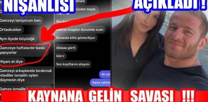 Survivor İsmail Balaban'a annesinden gelen telefon dünyasını başına yıktı! Yaşananların ardından İsmail Balaban'ın nişanlısı Gamze Atakan'dan flaş hamle!