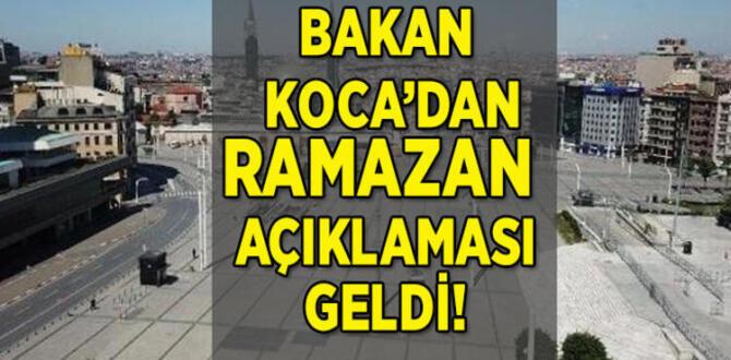 Ramazan ayı yasakları neler, sokağa çıkma yasağı var mı? Ramazan yasakları ne zaman başlıyor, 21 günlük tam kapanma var mı?