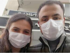 NİKAH KIYDI AMA DÜĞÜNÜ YAPAMADI Şehit Uzman Çavuş Gökhan Çakır'ın 2 ay önce pandemi nedeniyle nikah kıydığı, düğününün ertelediği öğrenildi.
