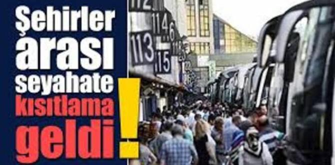 Kabine Toplantısı kararları nelerdir? Cumhurbaşkanı Erdoğan'dan kısıtlamalar hakkında açıklama