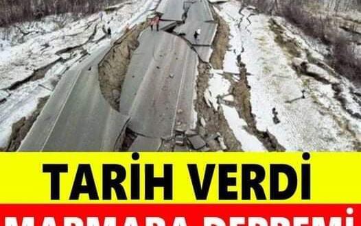 Marmara Depremi En Az 7.5 ile Vuracak 2.5 Dakika Sürecek