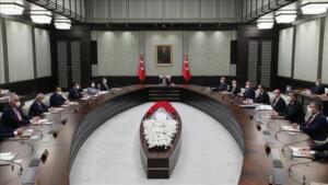 Cumhurbaşkanı Erdoğan, yaptığı konuşmada Kovid-19'la mücadele kapsamındaki kademeli normalleşme sürecine ilişkin, şunları aktardı: