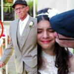 """Jim Zetz'in 54 yaşındaki eşi Grace, Californialı aileyi yakından tanıyan Villatoro'nun tasarladığı mizansen düğünü """"güzel bir sürpriz"""" olarak tanımladı. Hastalığı dördüncü aşamasında olan Jim Zetz, duygularını ifade etmekte zorlandığını ancak bu düğünü """"dünyalara değişmeyeceğini"""" söyledi. Baba Zetz, """"Kızım belki de 20 yıl içinde gerçekten evlenecek ve bugünkü gibi mutlu olacak"""" dedi."""