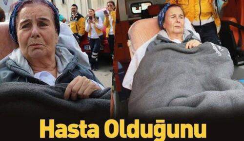 Fatma Girik'in hayatı film oluyor… 'Rüyalarımda koşuyorum'