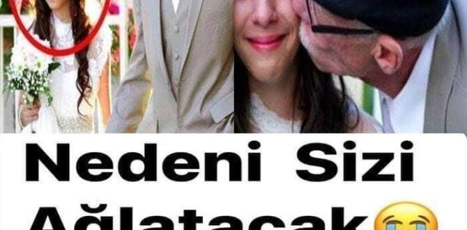11 Yaşındaki Kız 62 Yaşında Adamla Evlendi! Sebebini Öğrenince Gözyaşlarınıza Hakim Olamayacaksınız!