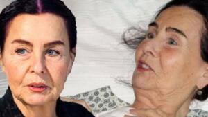 Yeşilçam'ın usta ismi Fatma Girik, geçirdiği kalça protezi ve beyin ameliyatları sonrası yürümekte zorluk çekmeye başlamıştı.