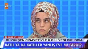 Senin kocanın evi yok' sözüyle gündem olan Müge Anlı'ya konuştu! Feryatlarıyla Türkiye'yi gözyaşlarına boğan Dr. Osman Büyükşen'in anne ve babasının katili kim?