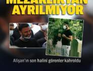 Covid-19 nedeniyle kardeşini kaybeden Alişan'ın son hali yürekleri paramparça etti