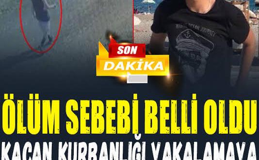 Onur Alp Eker neden öldü? Ankara'da kaybolan Tıp Fakültesi öğrencisi Onur Alp Eker'in ölüm nedeni