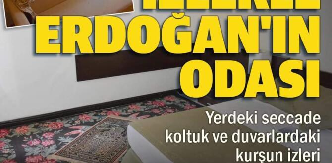 FETÖ'nün suikast timinin saldırdığı otelde izler muhafaza ediliyor