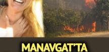Manavgat'ta çiftliği yanan Tuğba Özay felç geçirdi. Tuğba Özay gözyaşları içinde yardım istedi!