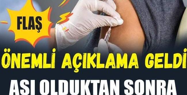 Aşıdan sonra kol ağrısı kaç gün sürer? Aşıdan sonra kol ağrısı neden olur?