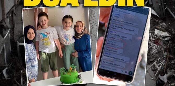Bozkurt'ta annesi Şengül Kuş ile ikiz yeğenleri Ayşe ve Kerem Özdoğan'la birlikte selde kaybolan Senanur Kuş'un son mesajı yürek yaktı