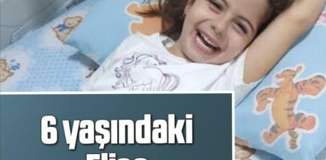 Rize de 6 yaşındaki Elisa, koronavirüse yenildi