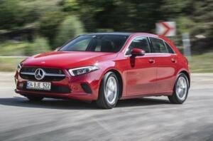 Mercedes A200 541 bin lira