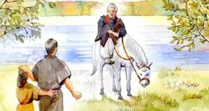 """Bir sabah kalkmışlar ki, at yok. Köylü ihtiyarın başına toplanmış: """"Seni ihtiyar bunak, bu atı sana bırakmayacakları, çalacakları belliydi. Krala satsaydın, ömrünün sonuna kadar beyler gibi yaşardın. Şimdi ne paran var, ne de atın"""" demişler. İhtiyar: """"Karar vermek için acele etmeyin"""" demiş. """"Sadece at kayıp"""" deyin, çünkü gerçek bu. Ondan ötesi sizin yorumunuz ve verdiğiniz karar. Atımın kaybolması, bir talihsizlik mi, yoksa bir şans mı? Bunu henüz bilmiyoruz. Çünkü bu olay henüz bir başlangıç. Arkasının nasıl geleceğini kimse bilemez."""