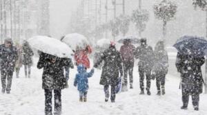 Meteoroloji Genel Müdürlüğü tarafından çok önemli bir uyarı yapıldı ve kar yağışı olabileceği belirtildi. Yapılan uyarıda yağışlı sistemle birlikte ülkemizin büyük bölümünde görülecek olan yağışların Karadeniz Bölgesi ile Doğu Akdeniz Bölgesinde zaman zaman kuvvetli ve şiddeti olabileceği bildirildi. KAR YAĞIŞI GELİYOR