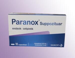 Sağlık Bakanlığı TİTCK , ağrı kesici ateş düşürücü Paranox isimli ilacın toplatılması yönünde karar aldı. Paranox hafif ve orta şiddetli ağrılar ile ateşin semptomatik tedavisinde kullanılıyor.