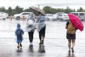 Meteoroloji Genel Müdürlüğünden alınan tahminlere göre, Doğu Karadeniz ve Doğu Anadolu'da sağanak yağış, diğer bölgelerde ise sıcak hava dalgası etkili olacak.