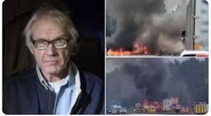 İslam karşıtlığıyla bilinen ve çizdiği Hazreti Muhammed karikatürleri nedeniyle İslam dünyasında büyük tepkiye neden olan İsveçli karikatürist Lars Vilks ile iki koruma polisi, trafik kazası sonrası yanarak öldü. Çizdiği Hazreti Muhammed karikatürleri nedeniyle İslam dünyasında büyük tepkiye neden olan, İslam karşıtı İsveçli karikatürist Lars Vilks ile iki koruma polisi trafik kazası geçirdi. İsveç'in Dagens Nyheter gazetesinin haberine göre, Lars Vilks ve iki koruma polisi kazada yanarak öldü.